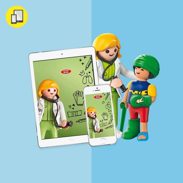 Playmobil suisse for Playmobil 6445