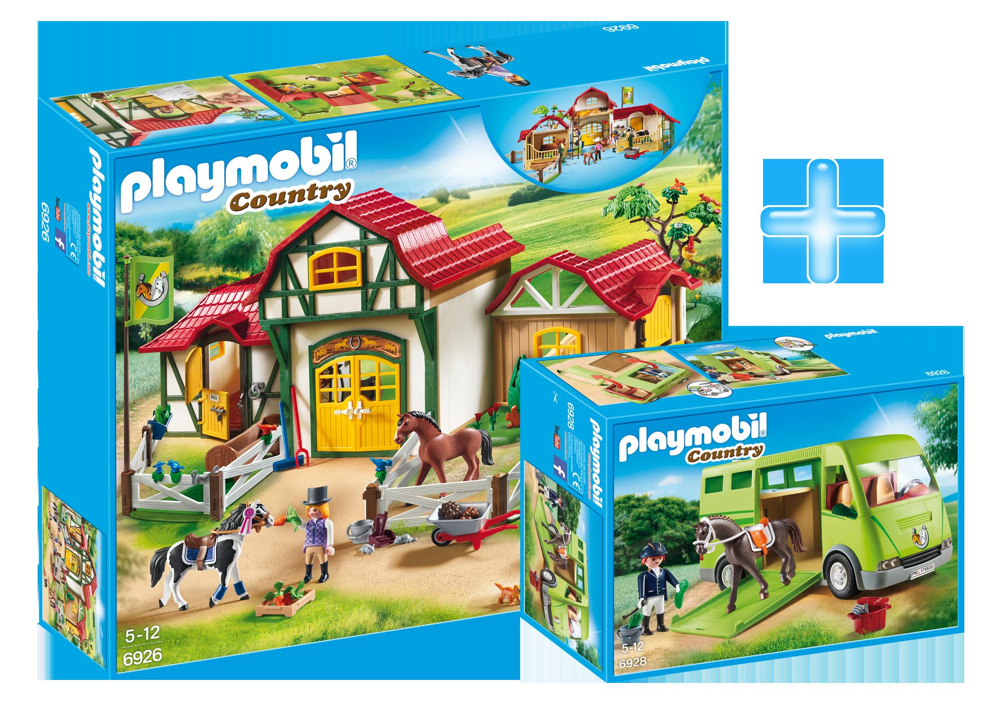 http://media.playmobil.com/i/playmobil/PM1905E_product_detail/Horse Farm Bundle