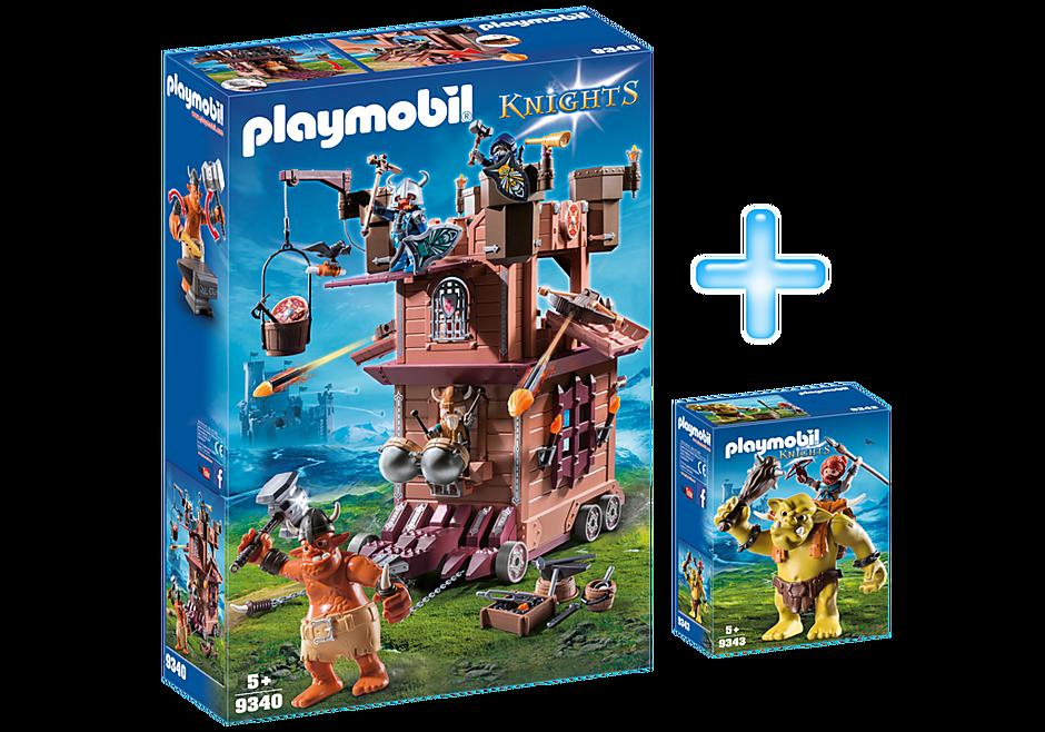 PM1909K Playmobil Dwarfs Bundle detail image 1