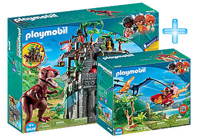 PM1909L_product_detail/Playmobil Dino Bundle