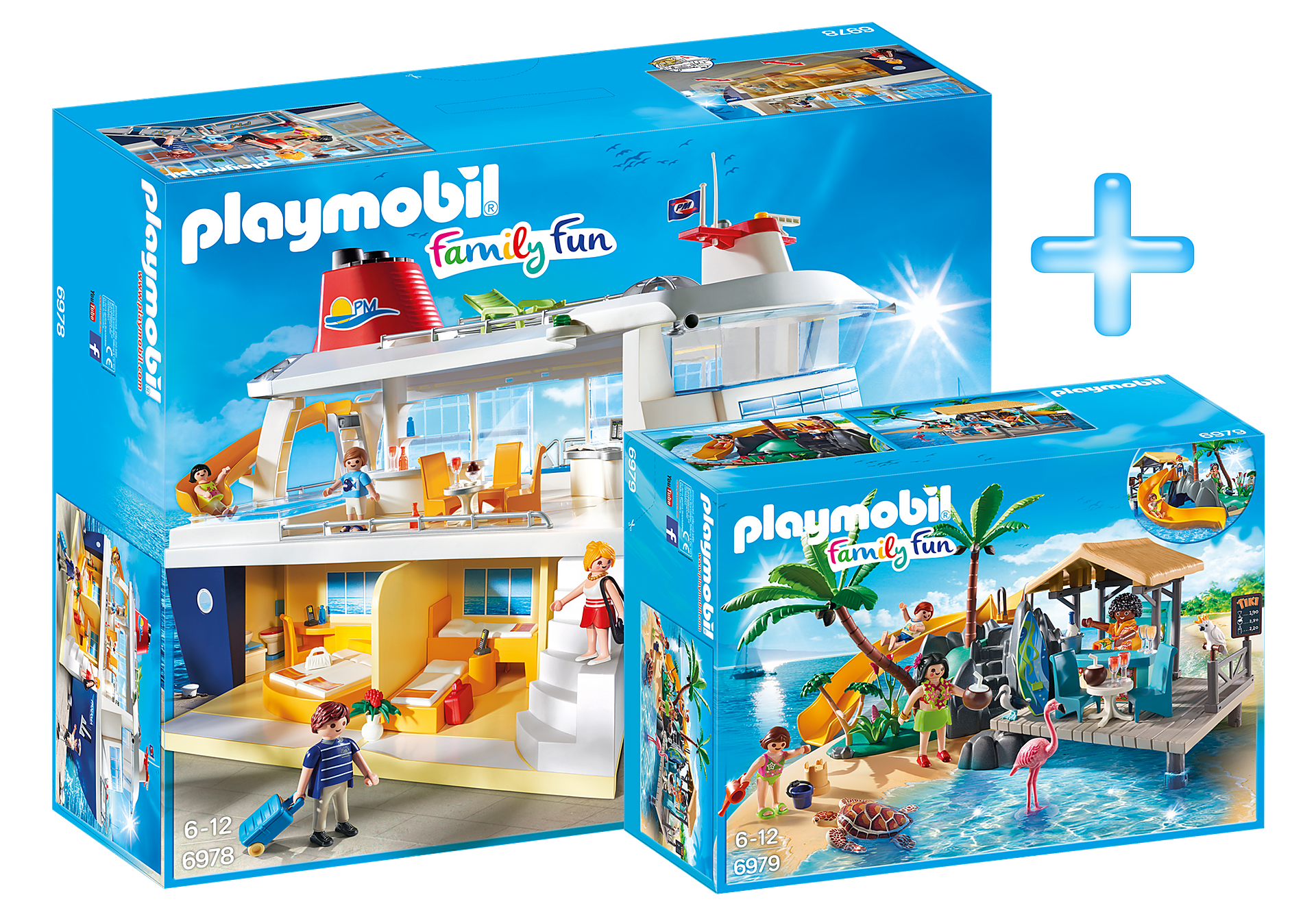 PM1909M Playmobil Vacation Bundle zoom image1
