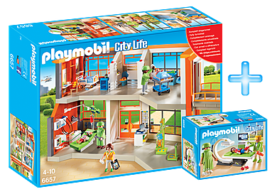 PM1909N_product_detail/Playmobil Hospital Bundle