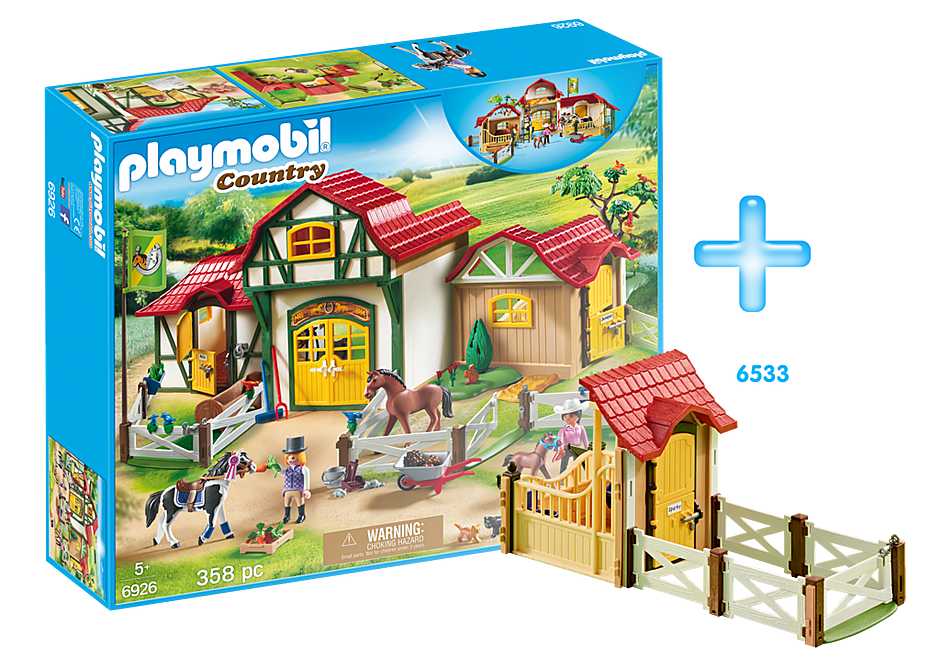 http://media.playmobil.com/i/playmobil/PM1910C_product_detail/Horse Farm Bundle