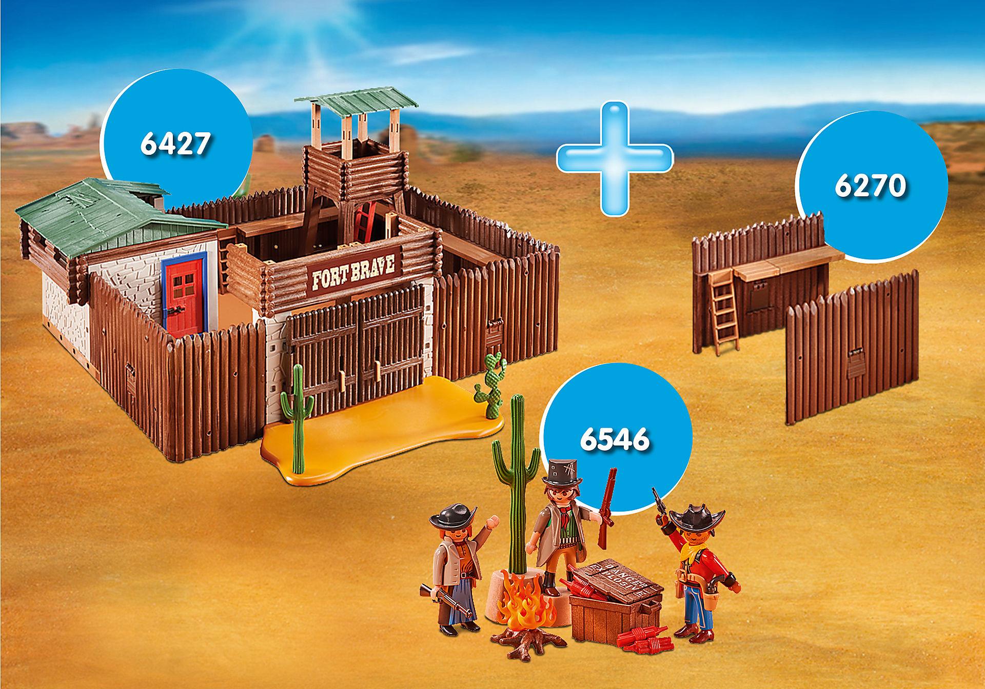 http://media.playmobil.com/i/playmobil/PM1911A_product_detail/Bundel Western Fort