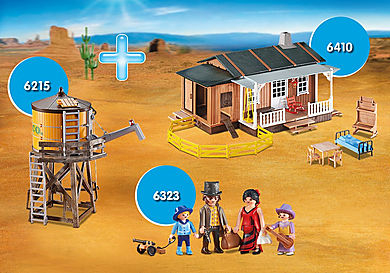PM1911B Pakiet Wielka farma na Dzikim Zachodzie