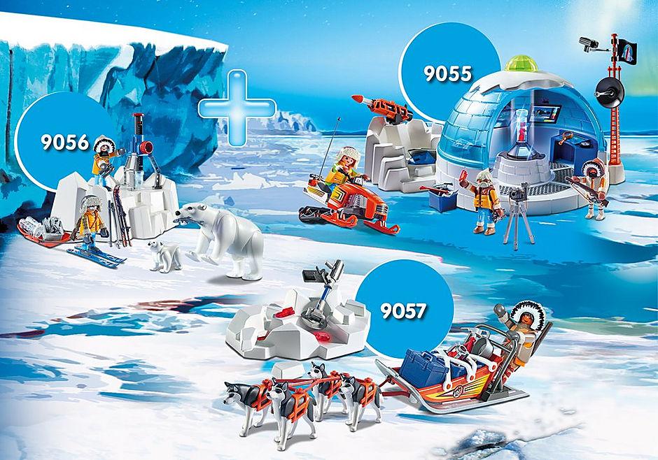 PM1911D Maxiplaymo Explorateurs polaires detail image 1