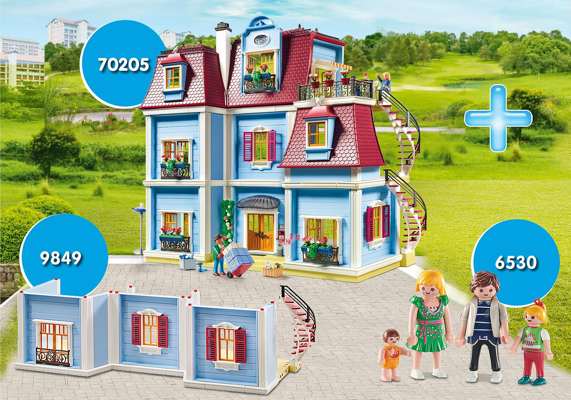 PM1911E Bundle Large Dollhouse                          zoom image1