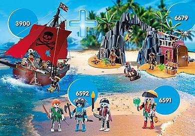 PM1911K Maxiplaymo Pirates I