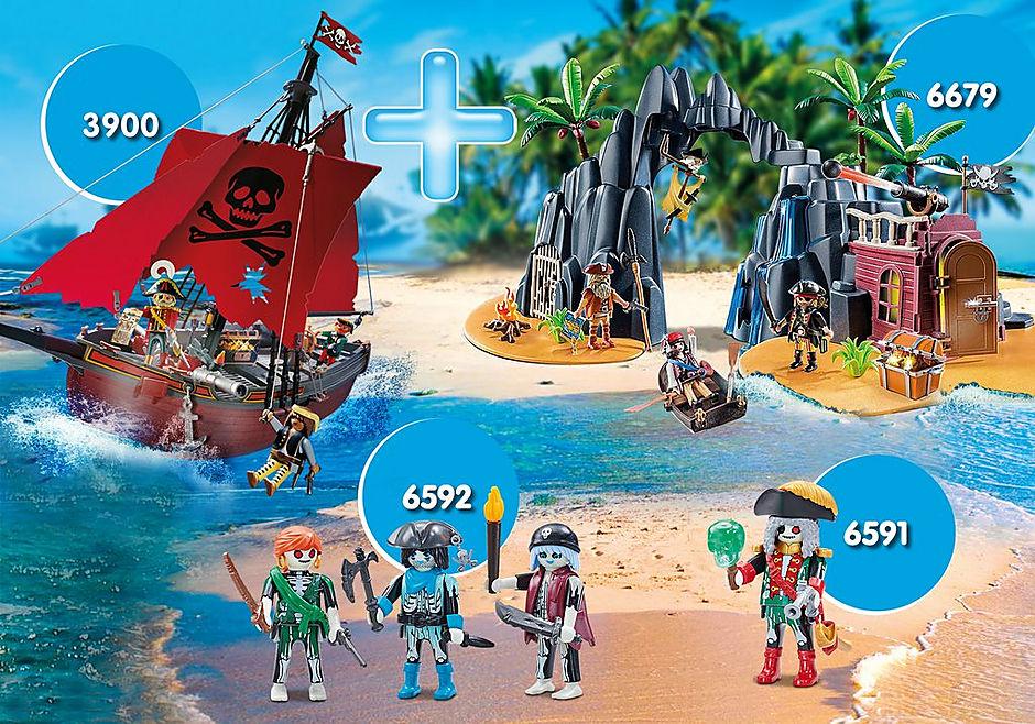 PM1911K Pack Promocional Piratas detail image 1