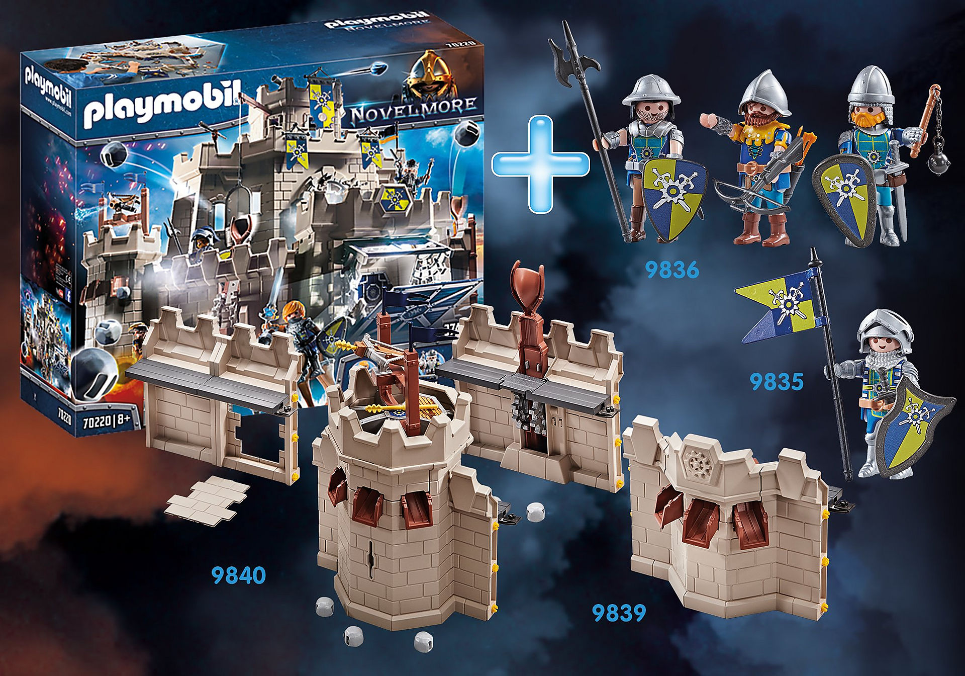 PM1911M Maxiplaymo Novelmore II zoom image1