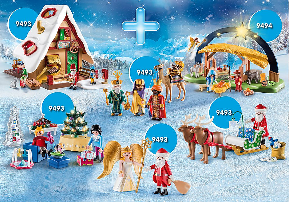 PM2001E Christmas detail image 1