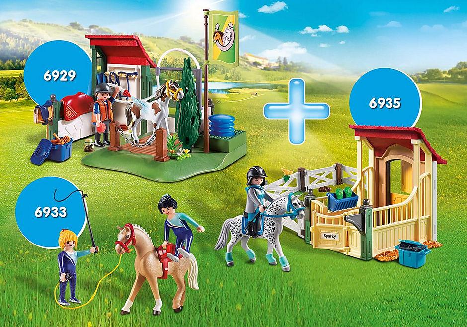 PM2001J Horse Farm detail image 1
