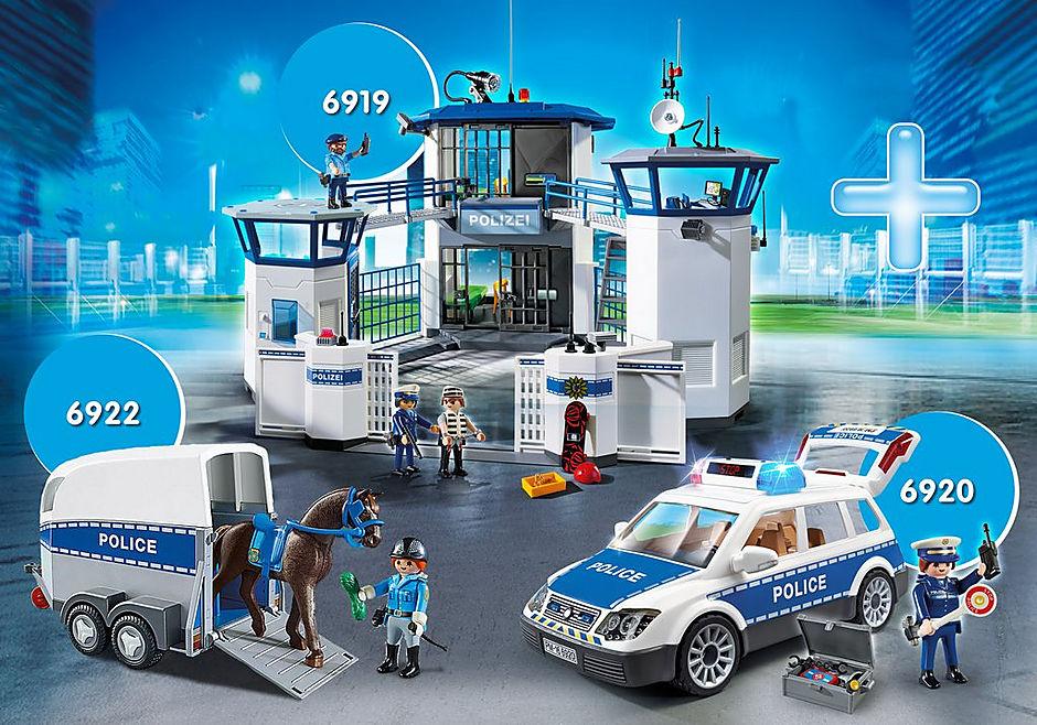 PM2002F Police Bundle I detail image 1