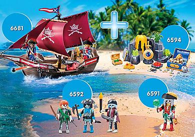PM2003K Bundle Piratenwelt