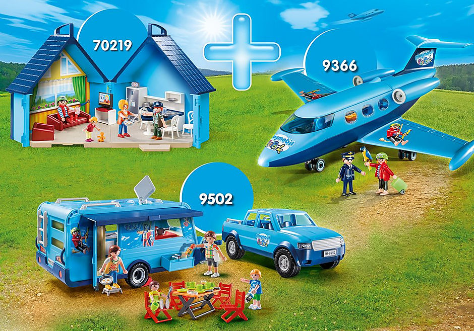 PM2004I Playmobil Special Bundle detail image 1