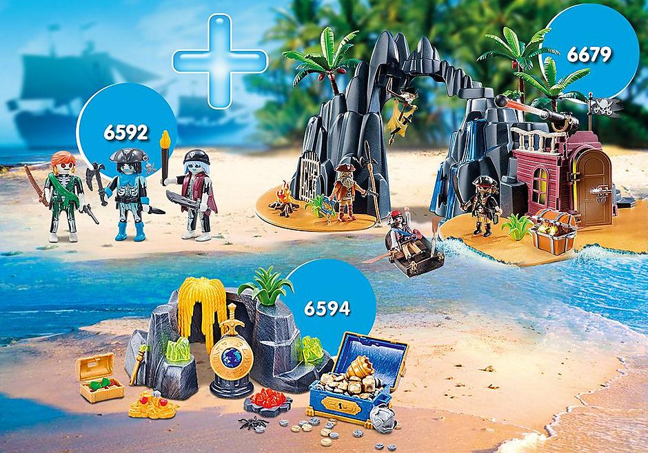 PM2004L Pirates detail image 1