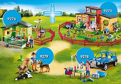 PM2005B Pet Hotel II