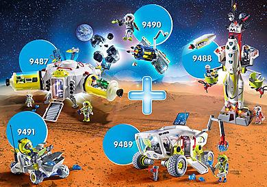 PM2005E Mars Space