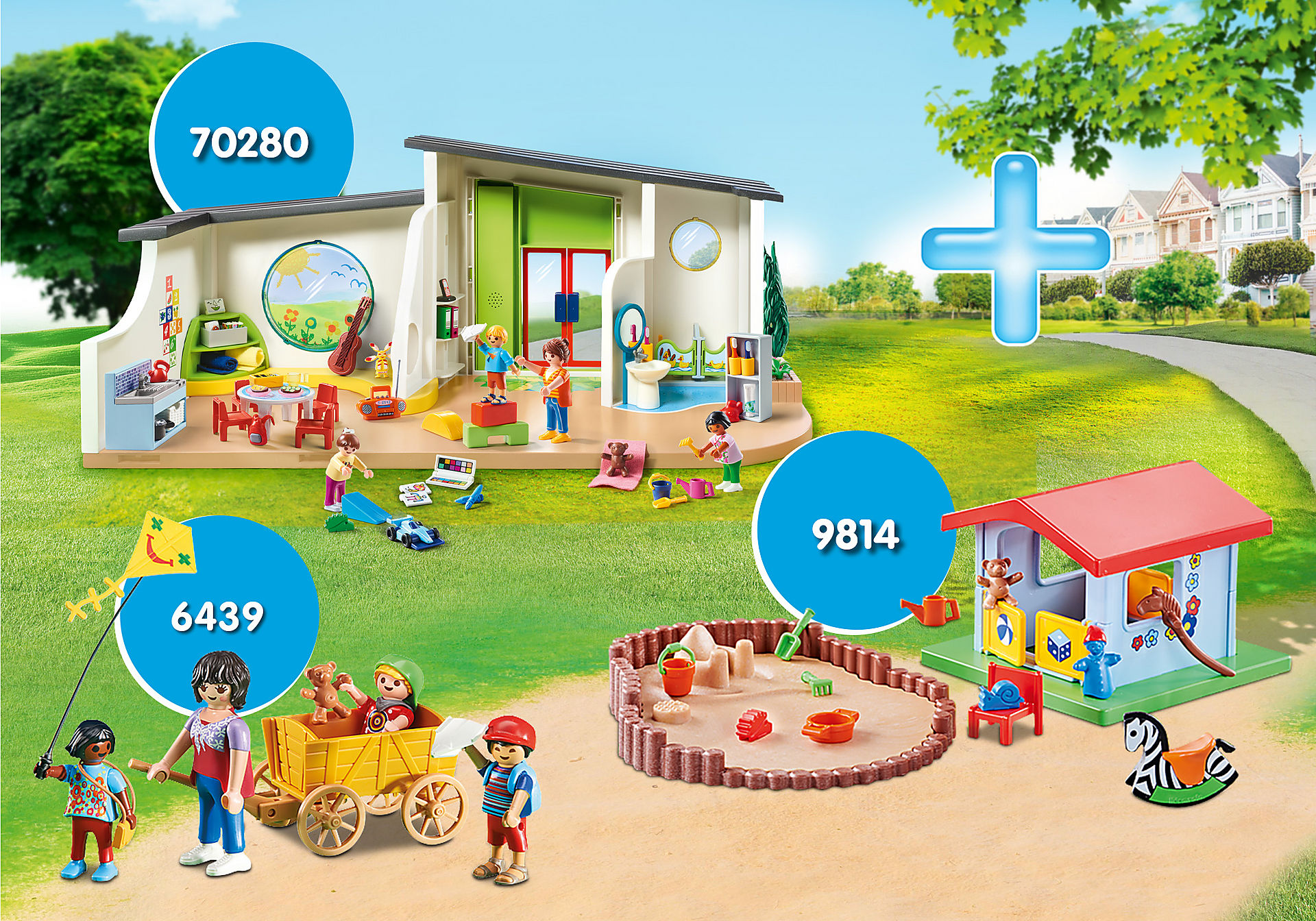 PM2005G Bundel Kinderdagverblijf 'De Regenboog' zoom image1