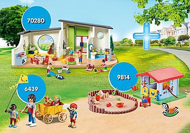 PM2005G Bundle Barnehagen «Regnbue»