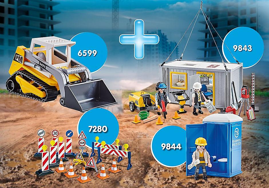 PM2005H Maxiplaymo Chantier detail image 1