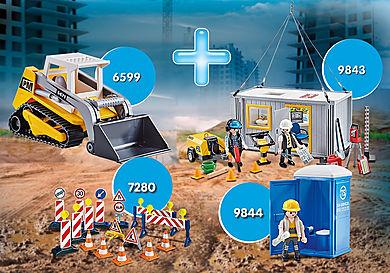 PM2005H Pack Promocional Construção
