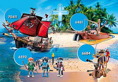 PM2005O Pirate Bundle