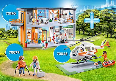 PM2005P Hospital Bundle