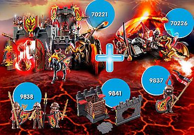 PM2005Q Burnham Raiders Bundle