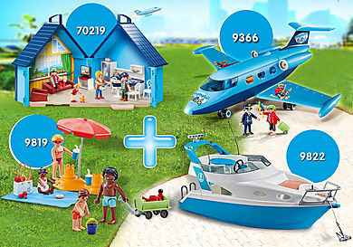 PM2006B PLAYMOBIL Vacation