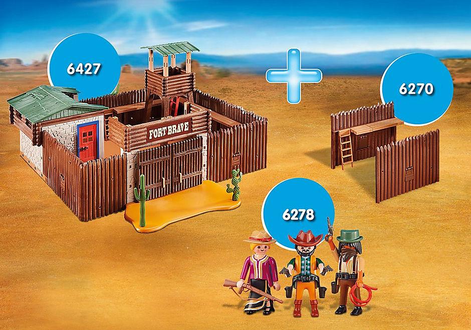 PM2006D Bundle Western-Fort detail image 1