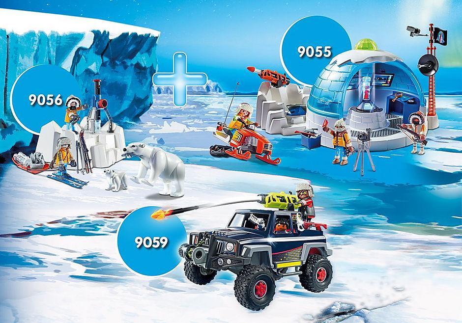 PM2006E Pack Promocional Exploradores Polares detail image 1