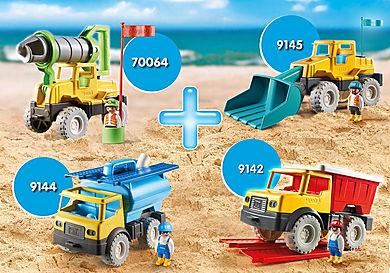 PM2007B Sand Vehicles