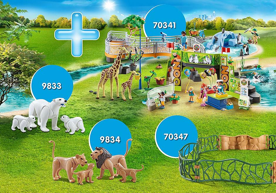 PM2008J Bundle Zoo detail image 1