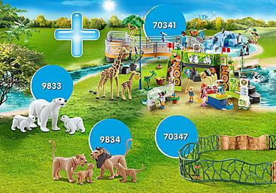 PM2008J Le bouquet Zoo