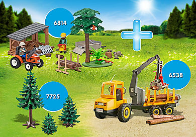 PM2008K Bundle Holzfäller
