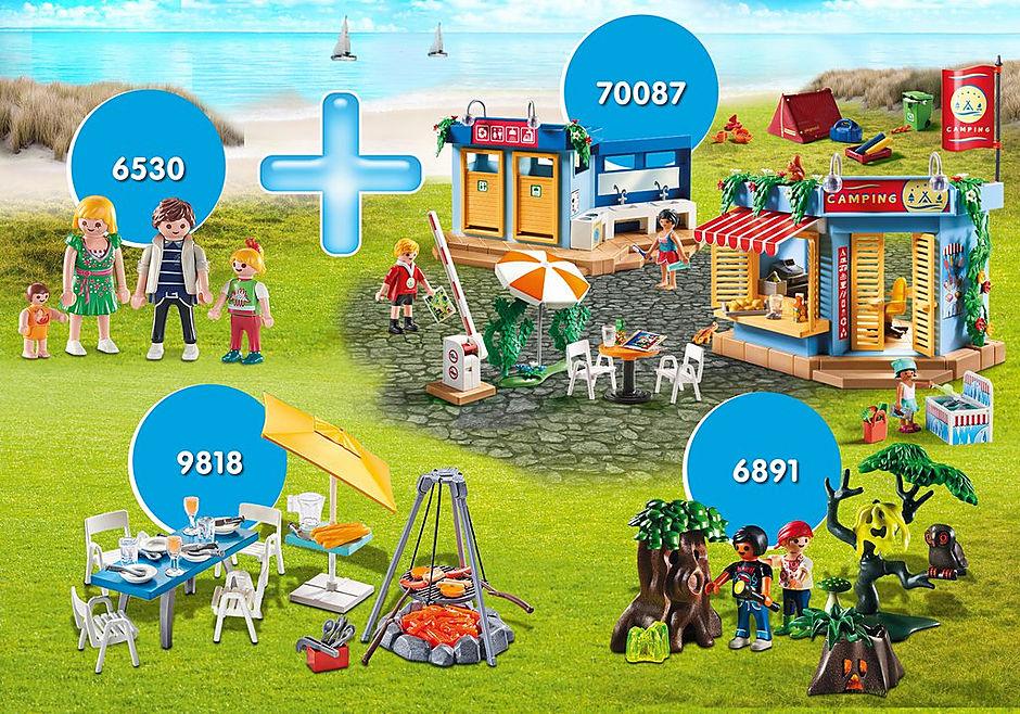 PM2008L Pack Promocional Camping detail image 1