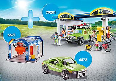 PM2008M Super Promo Bundle Stazione di servizio