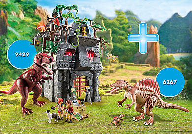 PM2008N Maxiplaymo Dinos