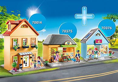 PM2009A Paquet Maison de Ville