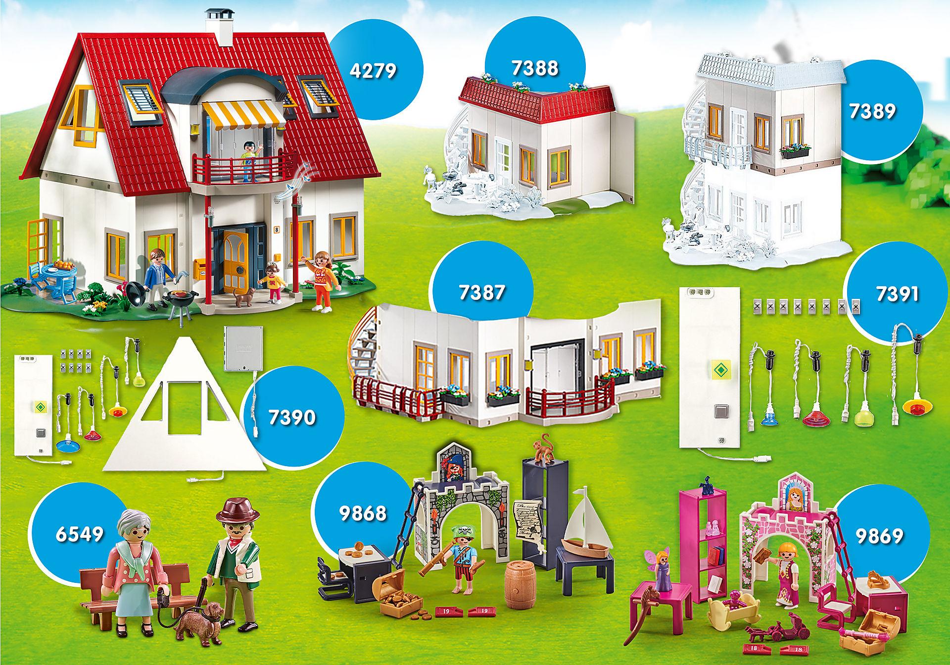 PM2009J Pack Promocional XXL - Casa Moderna  zoom image1
