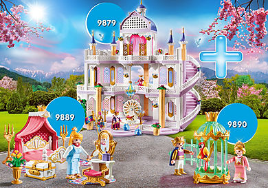 PM2010H Bundle Fairy Tale Castle II