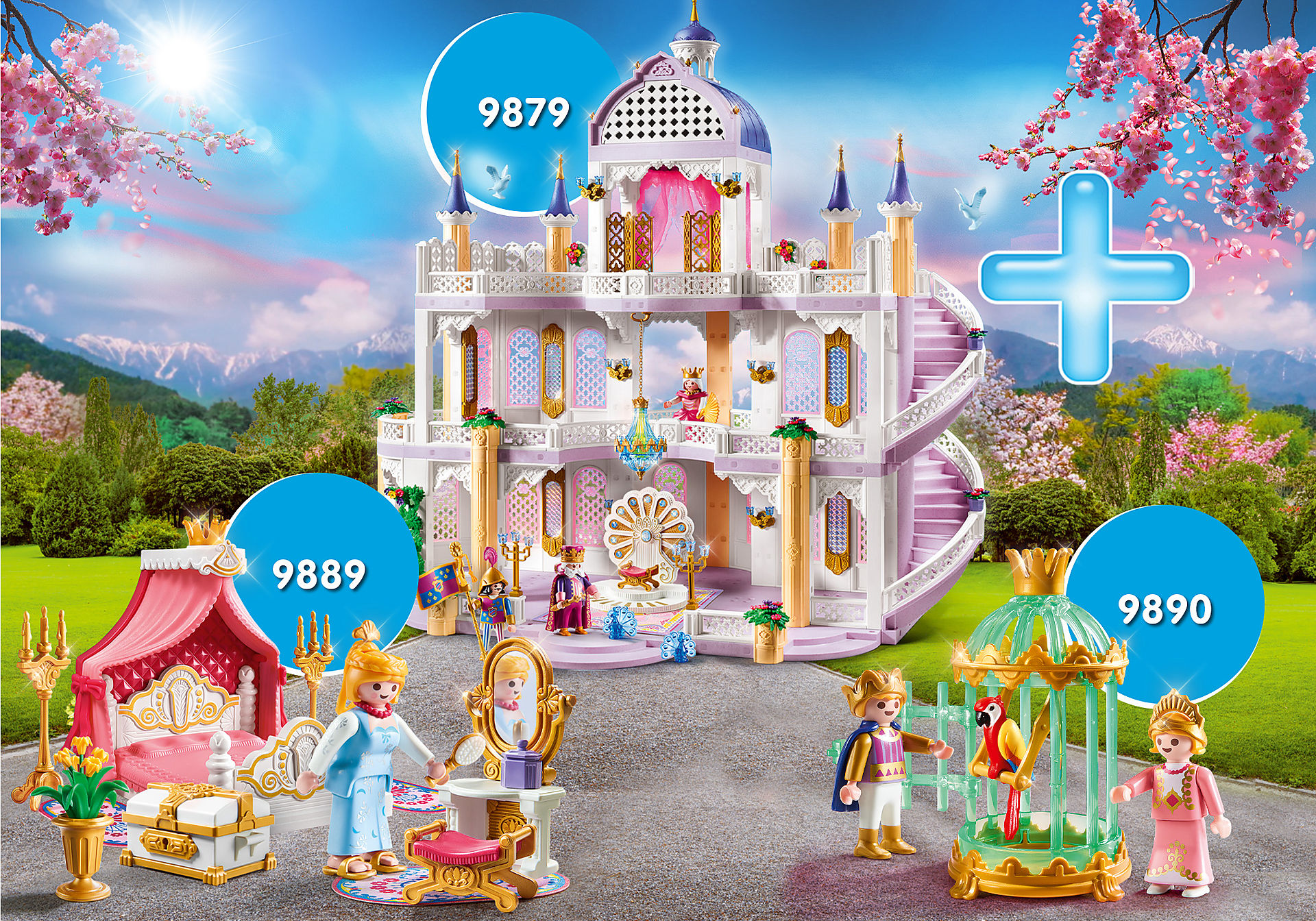 PM2010H Rabattpaket Fairy Tale Castle II zoom image1