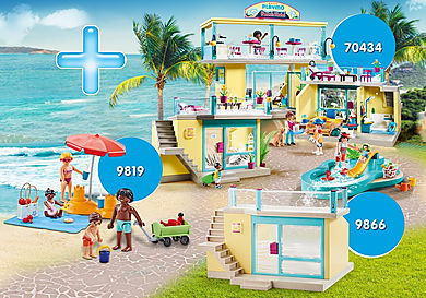 PM2010J Csomag Beach Hotel