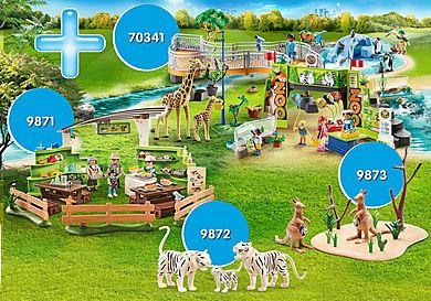 PM2010L Bundle Zoo Restaurant