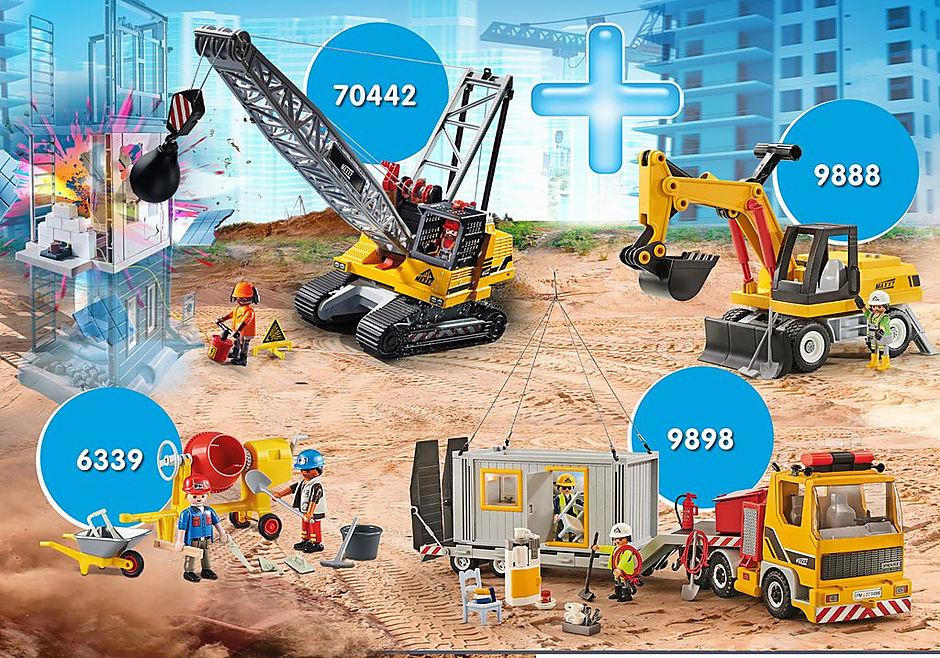 PM2010P Bundel Construction detail image 1