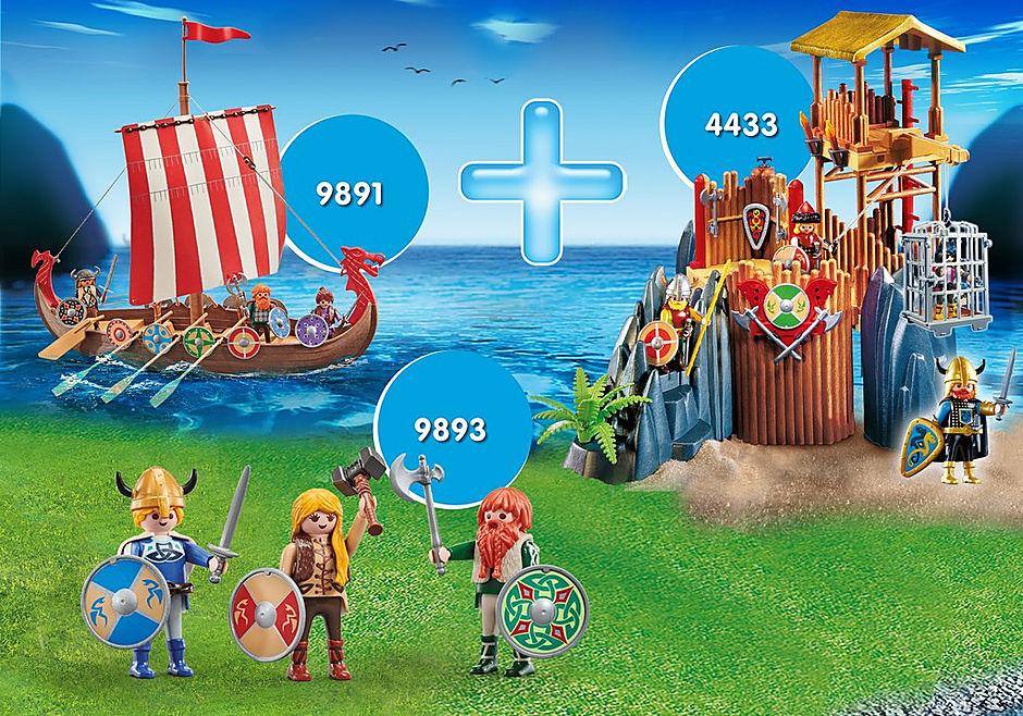 PM2010V Bundle Vikings detail image 1