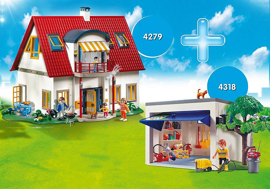 PM2010W Bundle Suburban House detail image 1