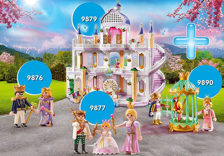PM2010X Bundle Fairy Tale Castle detail image 1