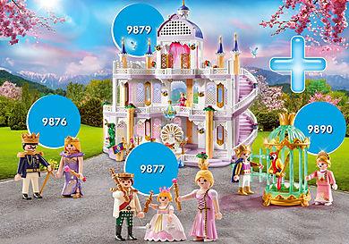 PM2010X Bundle Fairy Tale Castle
